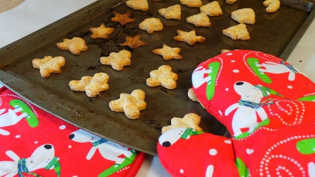 Top Ten Christmas Cookies Recipe For Dogs